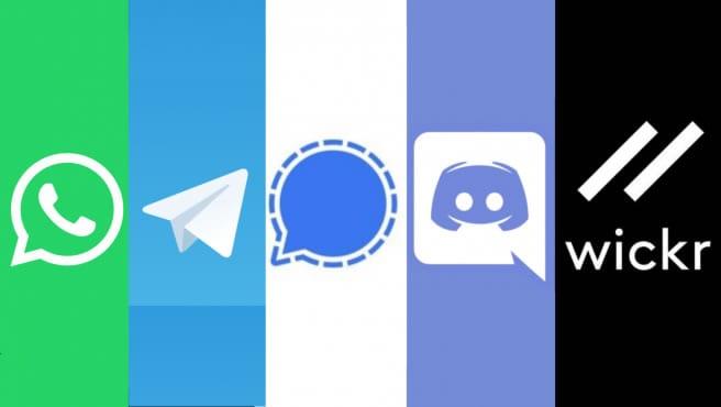 ¿No quieres aceptar las condiciones de WhatsApp? Telegram y otras 3 apps de mensajería alternativas