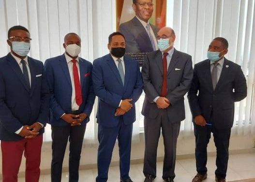 El Embajador de España en Malabo visita el Instituto Nacional de Administración Pública (INAP)