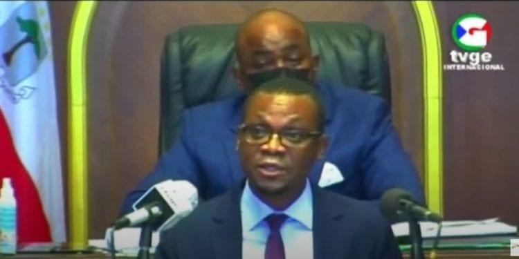El gobierno rinde cuentas ante el Parlamento Nacional