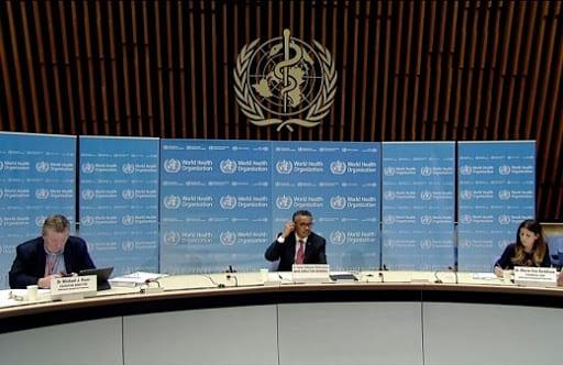 La OMS advierte sobre las medidas de relajamiento de los países ante la pandemia