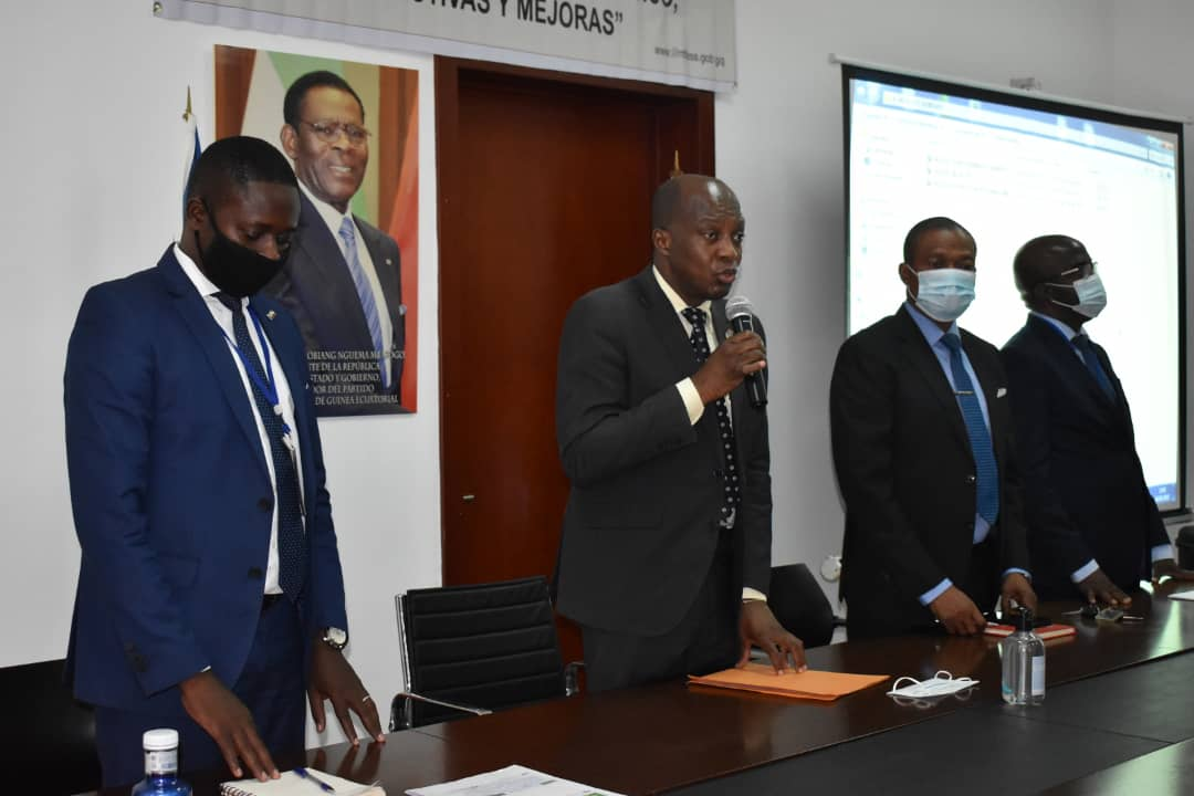 Inspectores de Trabajo asisten a un taller para el reforzamiento de las capacidades del cuerpo especial de Inspección de Trabajo y Seguridad Social