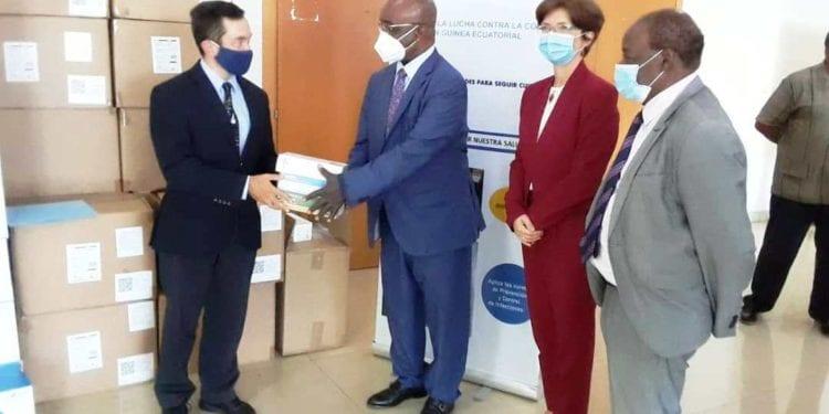 UNICEF y la embajada de EE.UU donan material de bioseguridad a Sanidad