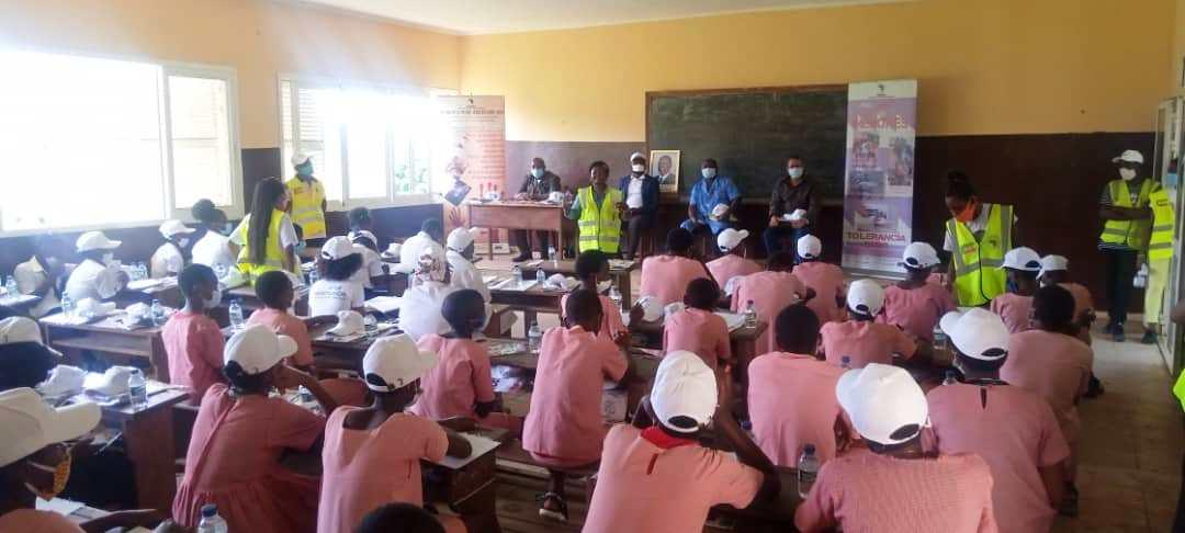 Culmina la fase 1 de sensibilización sobre la trata de personas por la ONG IDHMA en la provincia de Bioko Norte