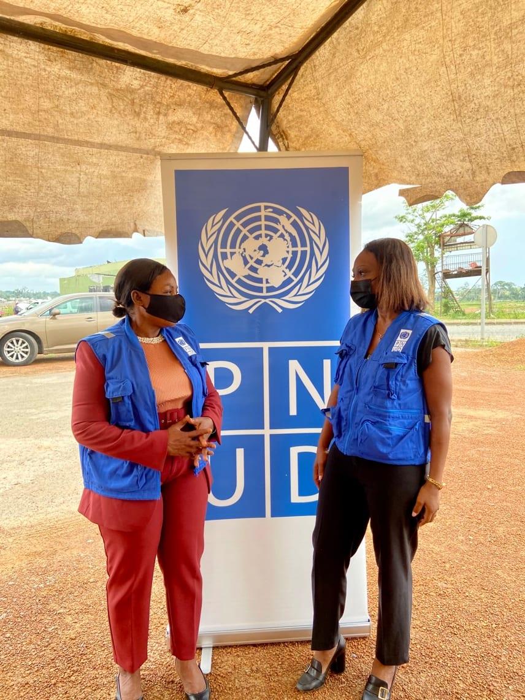 """El PNUD se une al Gobierno de Guinea Ecuatorial para el lanzamiento del proyecto """"Efectivo por Trabajo"""""""