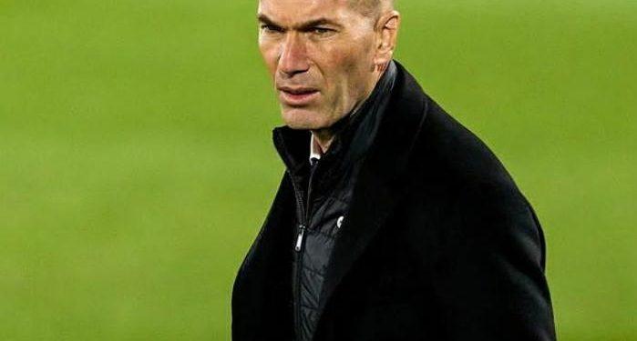 zinedine Zidane. Imagen de Real Madrid FC