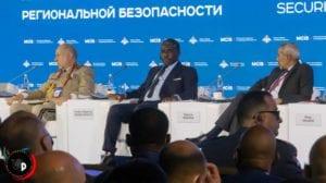 Guinea Ecuatorial aplaude los esfuerzos de Rusia para promover la paz, seguridad y estabilidad en el continente africano