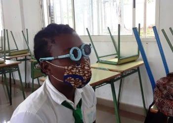 La empresa MARATHON donará lentes a los alumnos de INES Rey Malabo a través de ONCIGE