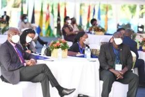 El ministro de sanidad participa en la primera Asamblea Mundial de la salud en Uganda