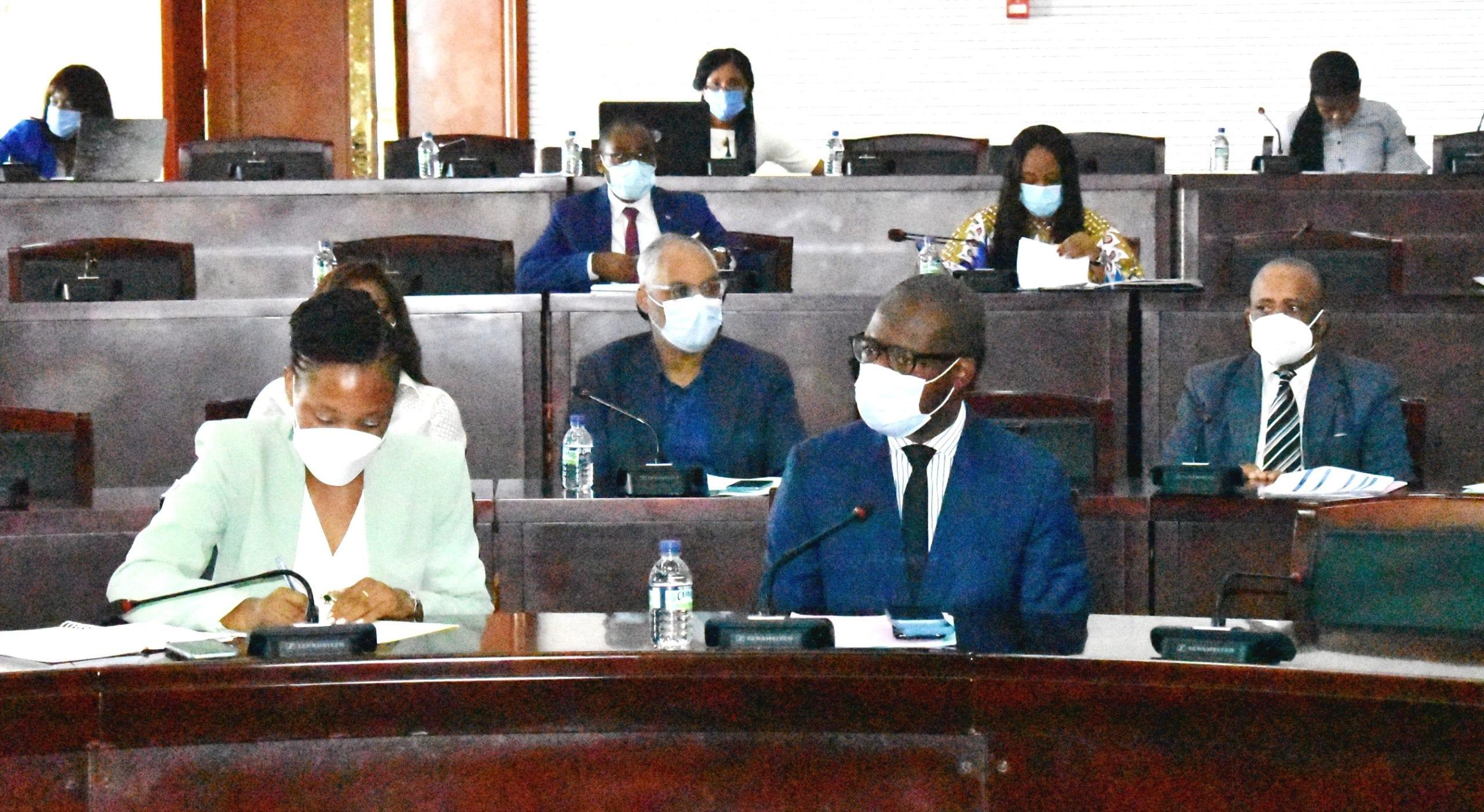 Guinea Ecuatorial valida el Plan Nacional de Respuesta Socioeconómico ante el Covid-19