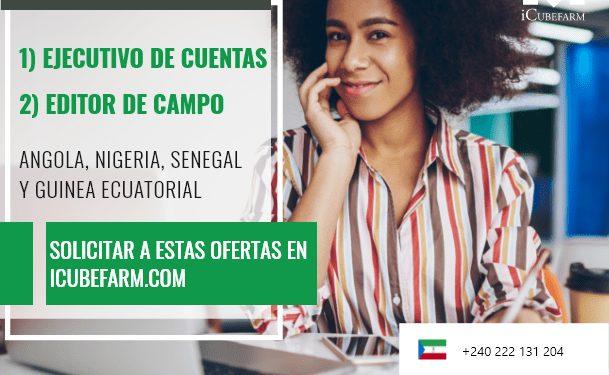Oferta de empleo!!: Icubefarm anuncia 2 puestos de trabajo en la empresa Energy, Capital & Power