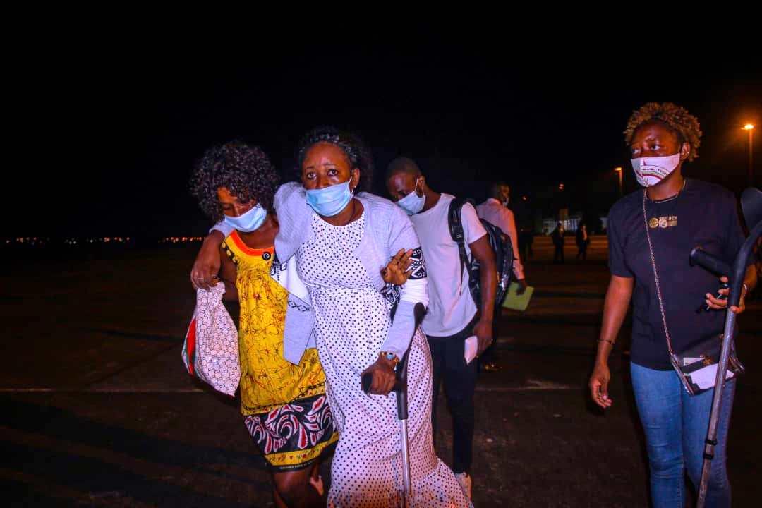 El Gobierno evacua a 7 pacientes víctimas de las explosiones del 7M a Israel
