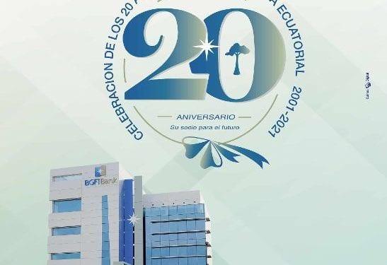 La sucursal ecuatoguineana de BGFIBank celebra veinte años de operaciones en el país