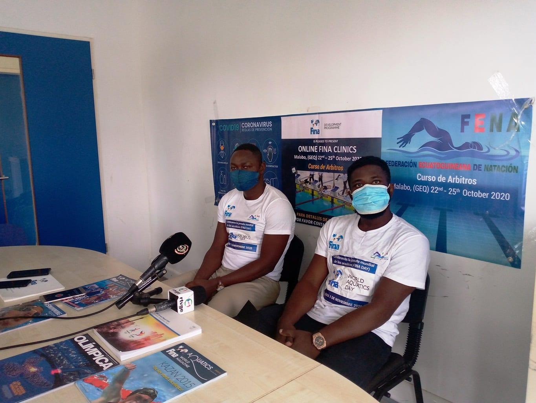 Natación: Los atletas nacionales viajan este miércoles a Dakar para prepararse cara a los Juegos Olímpicos Tokio 2020