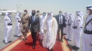 Finaliza la visita de Estado de Obiang Nguema Mbasogo a Catar