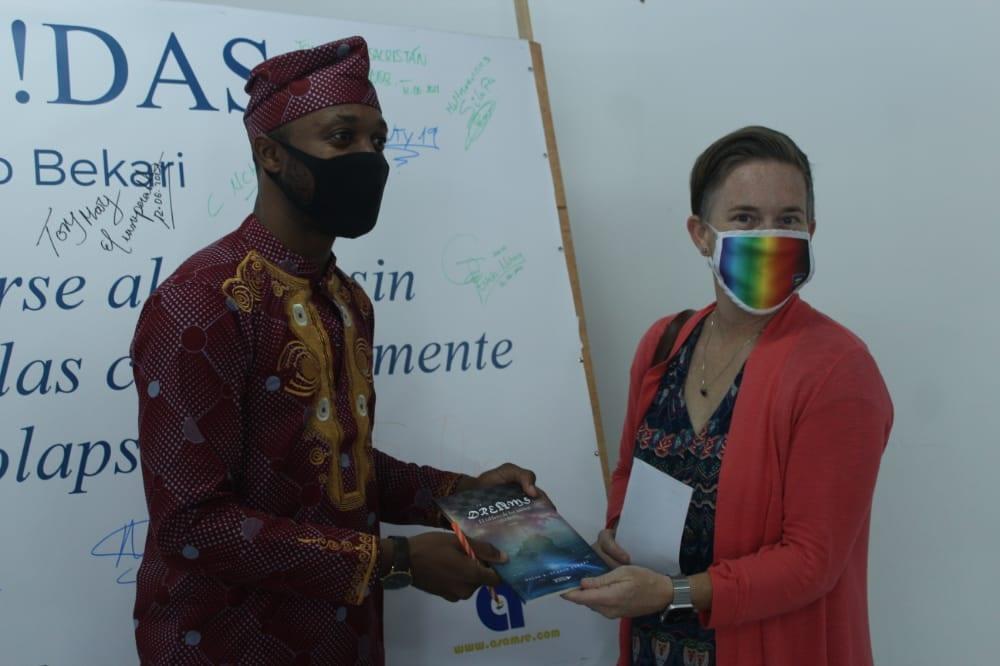 La Embajada de Estados Unidos, dispuesta a apoyar a iniciativas con impacto social