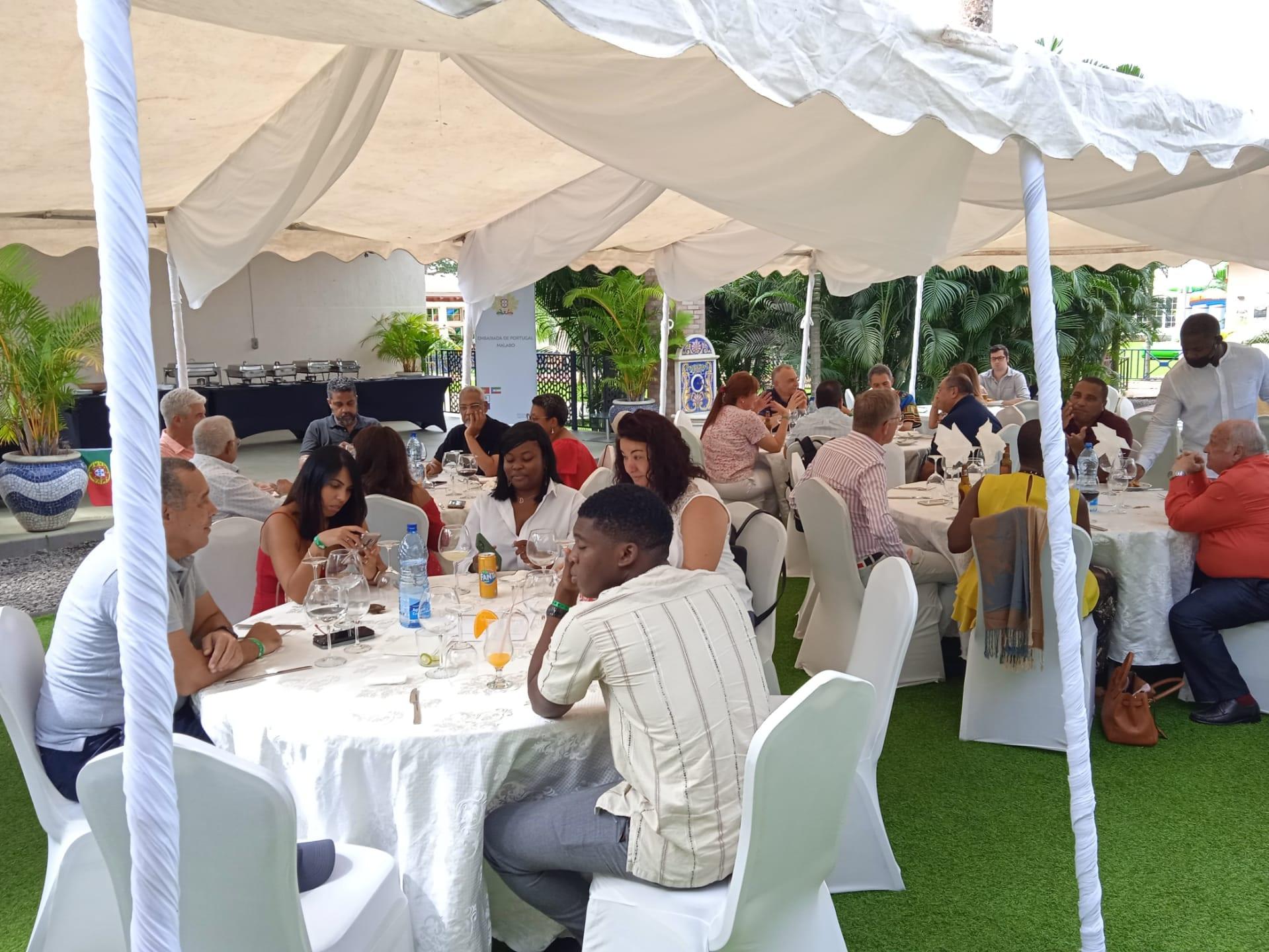 La Embajada de Portugal en Malabo organiza una degustación de gastronomía portuguesa