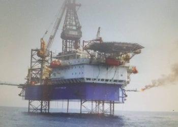 Plataforma de Trident Energy llega a Guinea Ecuatorial para perforar el pozo ELON C