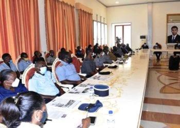 Derechos humanos capacita a los cuerpos de orden público en la lucha contra la trata de personas en Guinea Ecuatorial