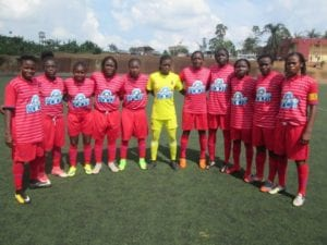 Malabo Kings Fc representará a Guinea Ecuatorial en el Campeonato Femenino Africano de Fútbol
