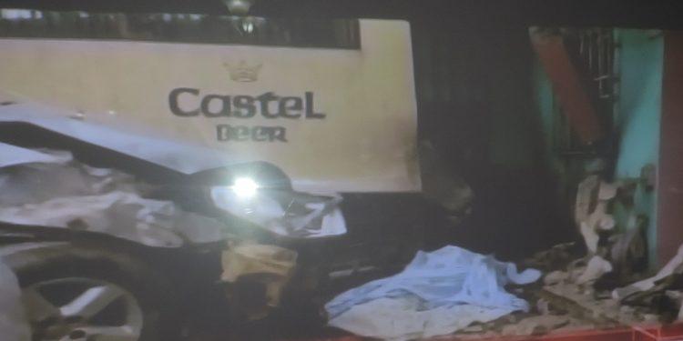 Muere un niño de 14 años tras ser atropellado junto con su hermano en Bata