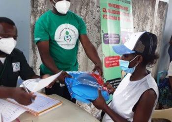 Inicia en Malabo la campaña de distribución gratuita de telas mosquiteras