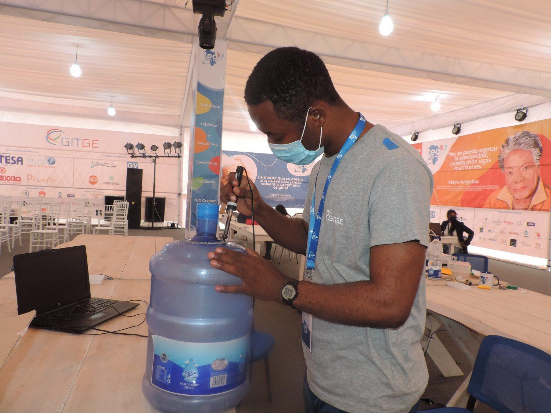 El concurso de inventos acapara la atención del TEG CAMPUS 2021