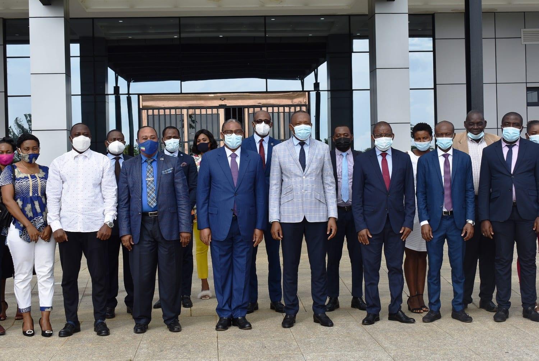 El Consejo de Administración de la Autoridad Aeronáutica de Guinea Ecuatorial (AAGE) se reúne en tercera sesión ordinaria