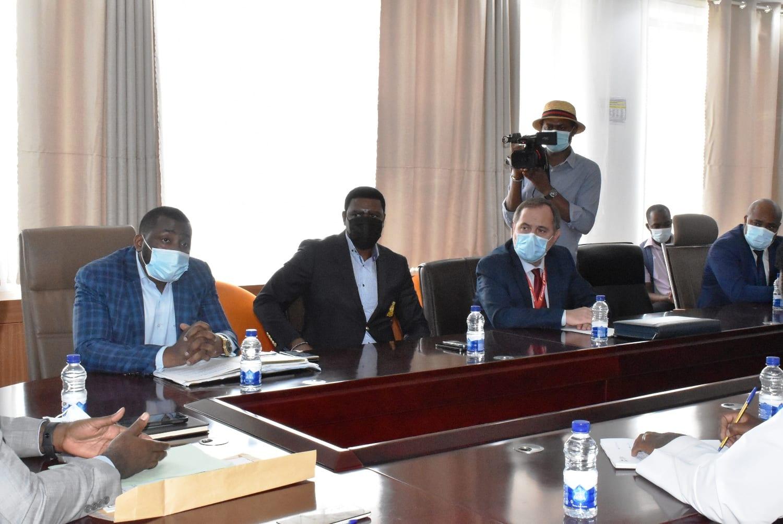 CEIBA GRUPO: Reunión del nuevo Presidente con las empresas que conforman esta estructura de apoyo a la compañía nacional Ceiba