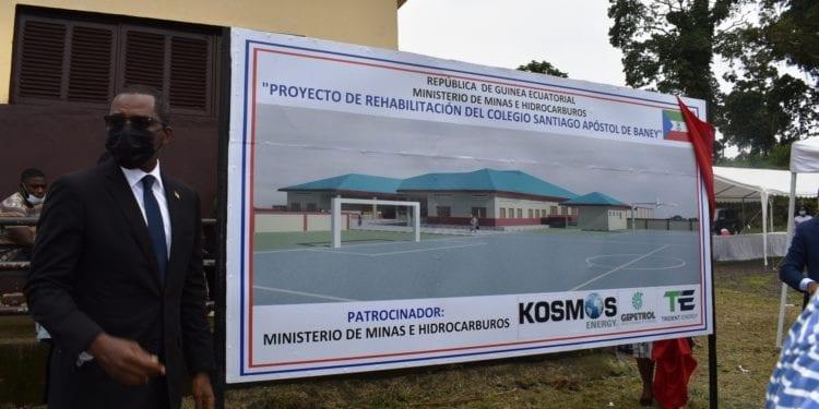 Kosmos Energy financia la rehabilitación y ampliación del centro Diocesano Santiago Apóstol de la Baney