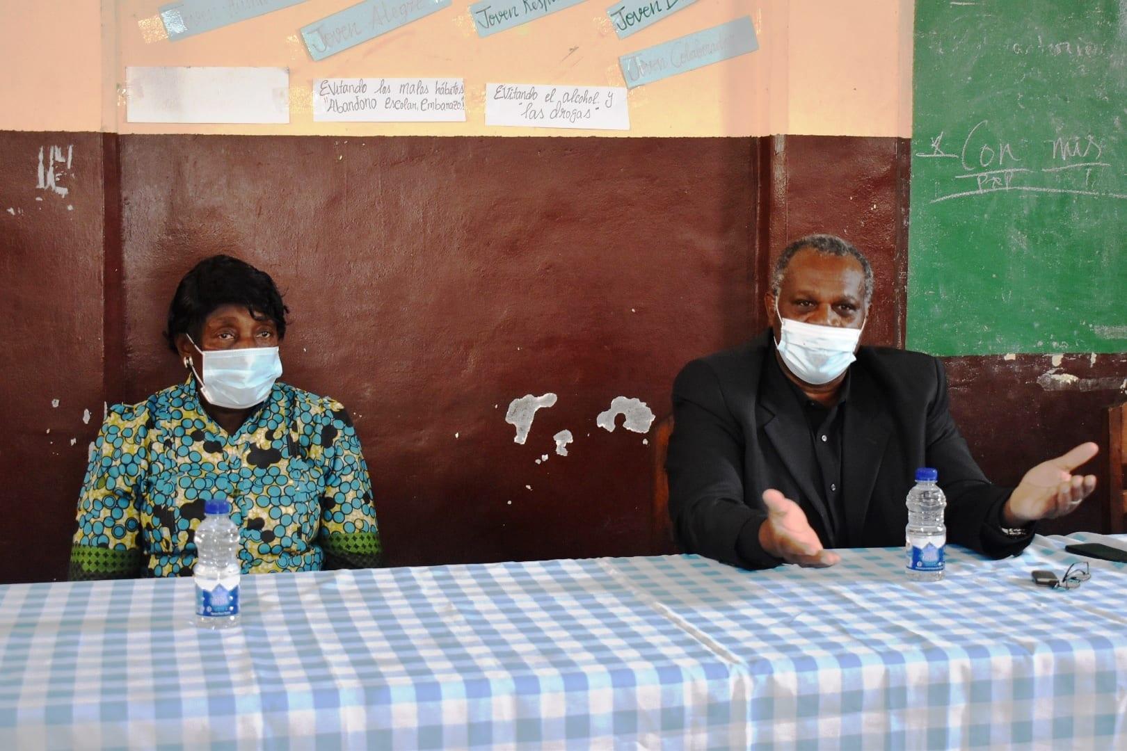 Sanidad prevé testear y vacunar a la población del distrito urbano de Basupu este sábado