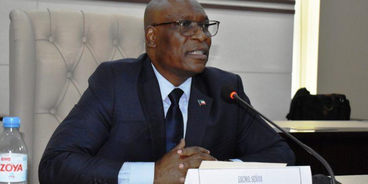 """Simeón Oyono: """"Guinea Ecuatorial no cederá a ningún chantaje que atente contra su soberanía y la dignidad de su pueblo"""""""
