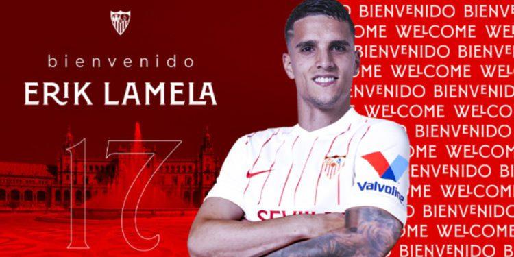 El Sevilla anuncia la venta de Bryan Gil y la llegada de Lamela