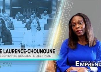 Entrevista a Elsie Laurence-Chounoune, Representante Residente del PNUD en Guinea Ecuatorial