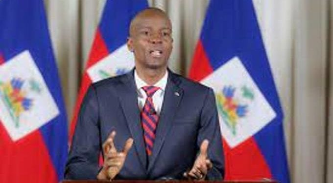 Muere asesinado el presidente de Haití Jovenel Moise