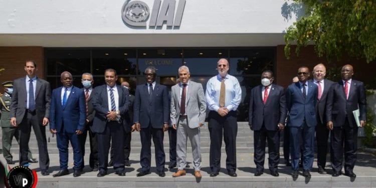 Visita oficial de Teodoro Nguema Obiang Mangue a Israel