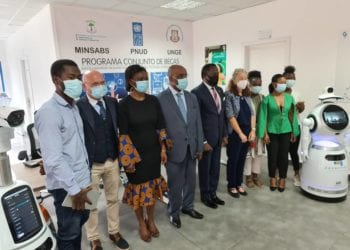 PNUD lanza el programa de becas en nuevas tecnologías e inteligencia artificial para jóvenes de la UNGE
