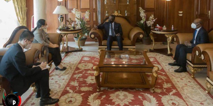 Guinea Ecuatorial y China desean adoptar estrategias conjuntas para luchar contra la piratería marítima en el Golfo de Guinea