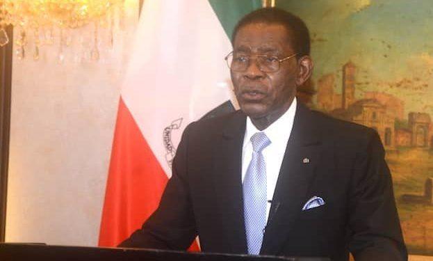 El Presidente de la República pronuncia un discurso de inauguración de la Cuarta Edición del Tegcampus 2021