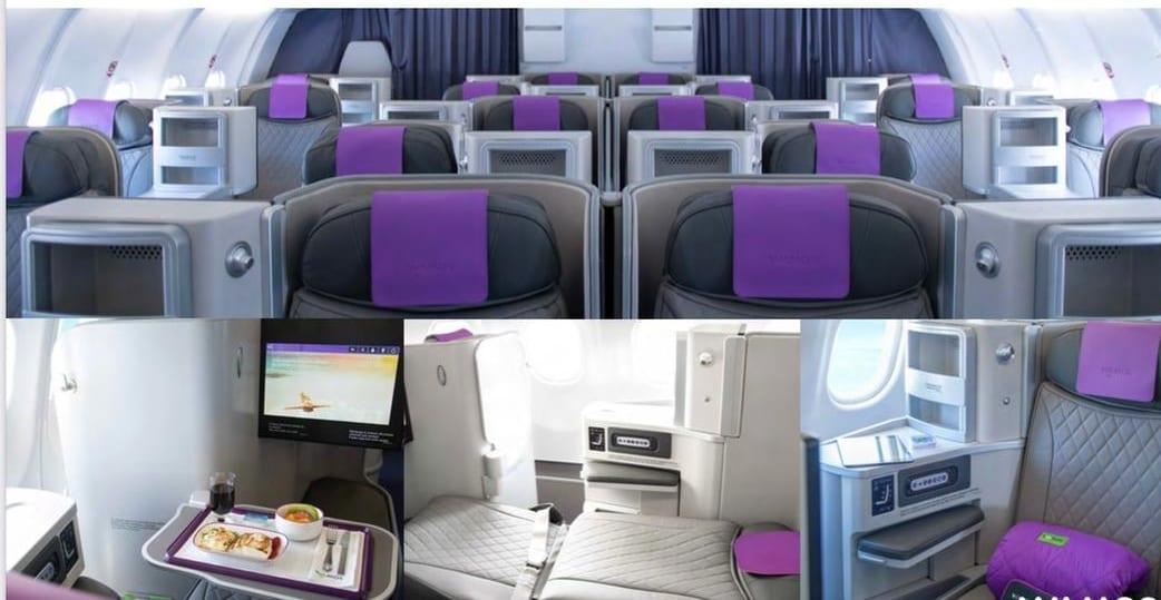 Punta Europa Aviación anuncia un vuelo extra Madrid-Malabo-Madrid para el 23 de julio desde 483.000Xaf