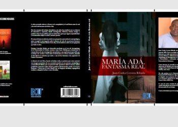 """""""Maria Ada. Fantasma Real"""", una nueva novela para los amantes de la lectura"""
