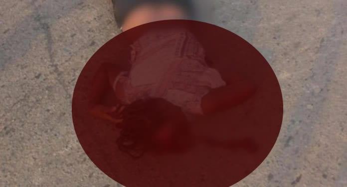 Un accidente de tráfico deja dos fallecidos esta mañana en el barrio Biyendem de Bata