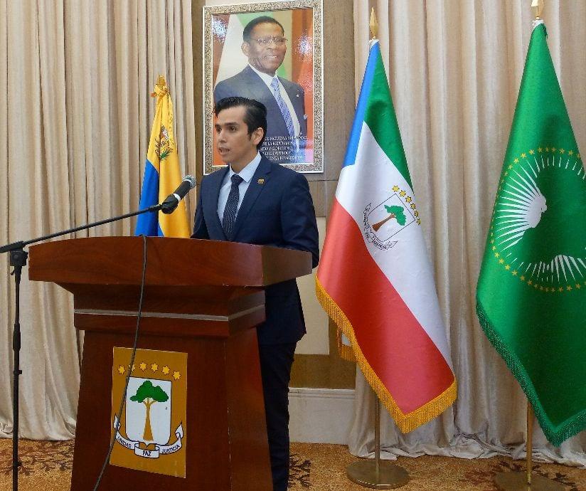 Guinea Ecuatorial y Venezuela celebran 40 años del establecimiento de sus relaciones diplomáticas
