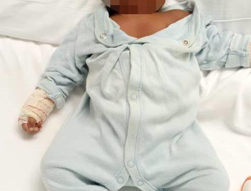 El bebé atacado por ratas sale de la UCI y podría ser entregado a los Servicios Sociales