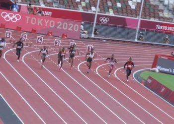 JJ.OO Tokio: Los atletas Alba Rosana y Diosdado Joaquín Miko acaban en octava y última posición en atletismo y natación respectivamente