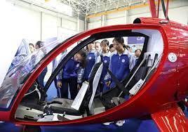 Comienza la exposición internacional de industria de aviación general en China