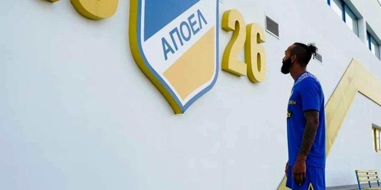 Emilio Nsue se desvincula del Apoel y se queda sin equipo