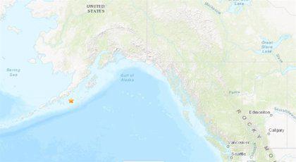 Se desactiva la alerta del Tsunami tras un terremoto de magnitud de 8,2 en las costas de Alaska