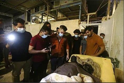 Irak: Al menos 64 muertos tras explotar una bombona de oxígeno en un hospital para pacientes de Covi-19