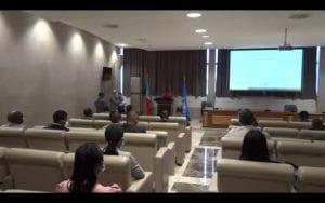 Arranca en Bata el proyecto apoyo a la economía azul y verde de las Naciones Unidas