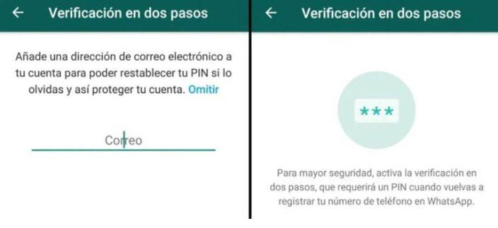 Así es el robo de identidad en WhatsApp con un SMS fraudulento